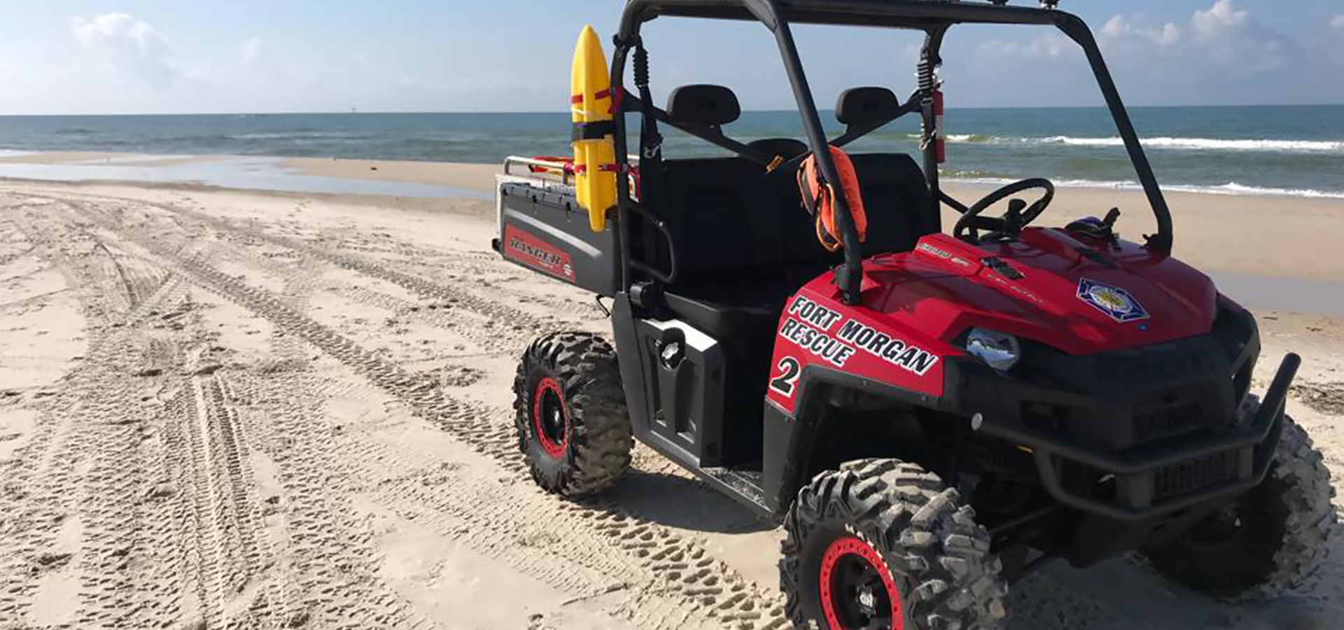Fort Morgan Fire ATV